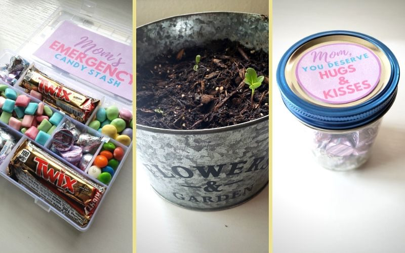 cheap and easy Mother's Day gifts | Frugal Fun Mom