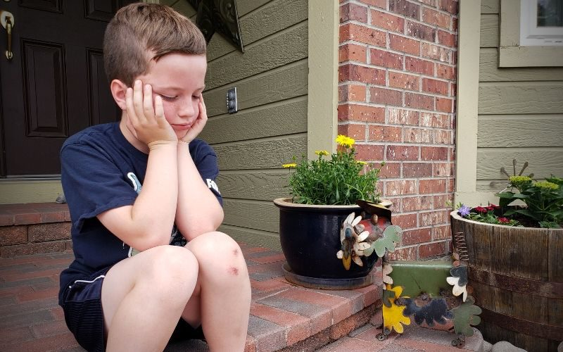 It's Ok For Kids To Be Bored – Even Healthy!