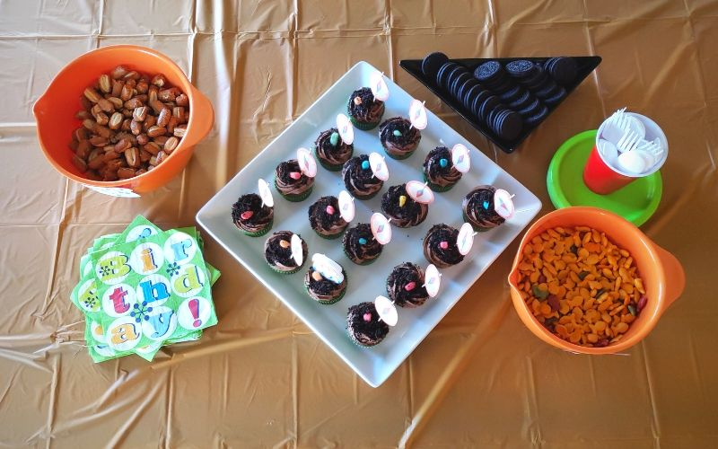 Save Money on Party Food – Frugal Friday Tip #15