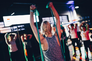 Find exercise you love with group fitness classes.