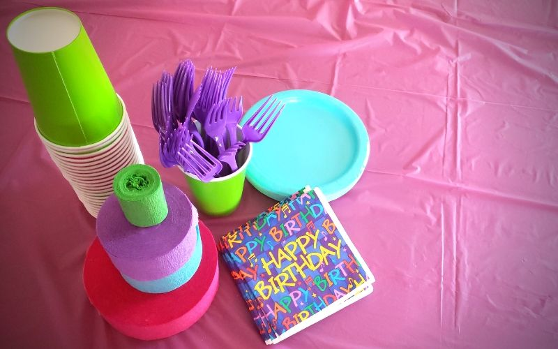 Kids Birthday Party Planning Kit | Frugal Fun Mom