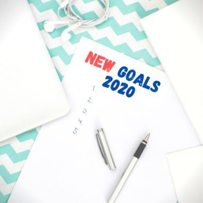 New Goals For 2020 & Why You Should Update Yours! | Frugal Fun Mom