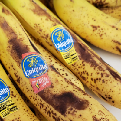 Freeze Over-Ripe Bananas - Frugal Friday Tip #1 | Frugal Fun Mom